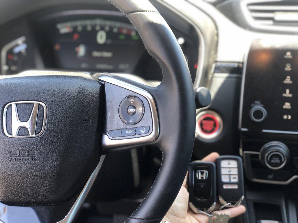 Honda Key Replacement Service by Triton Locksmith